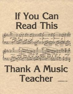 Wordless Wednesday 79 : Music Teacher