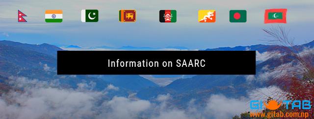 Information on SAARC