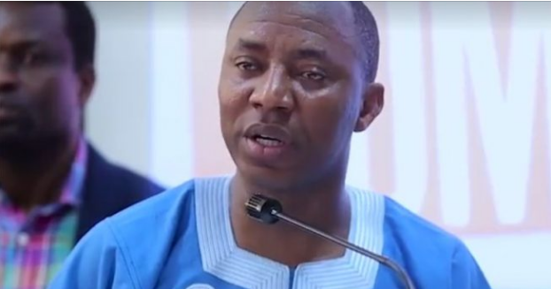 Image result for We'll strip all corrupt ex-presidents of their national awards, says Sowore