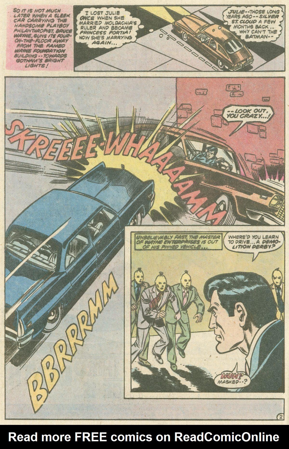 Read online World's Finest Comics comic -  Issue #253 - 5
