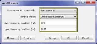 Cara Menghilangkan Vokal Pada Lagu Dengan Audacity