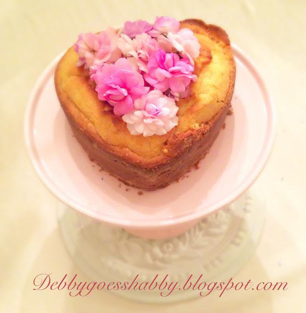 Grandmas Pound Cake Debby Goes Shabby