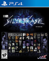 The Silver Case Game Cover Art