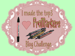 Week 384 TOP 3 at I Love ProMarkers May 2019