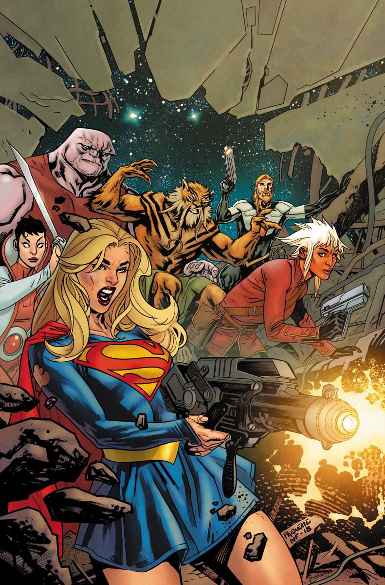 Supergirl #27 Variant Cover DC, 2019