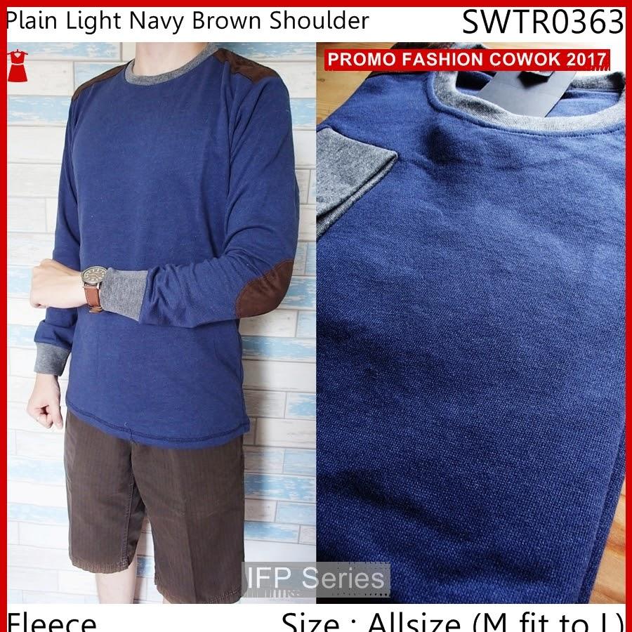 BIMFGP066 Shoulder Sweater Fashion Distro Pria PROMO
