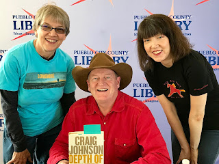 us with craig johnson