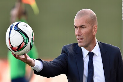 You must always win trophies – Real Madrid president, Perez warns Zidane