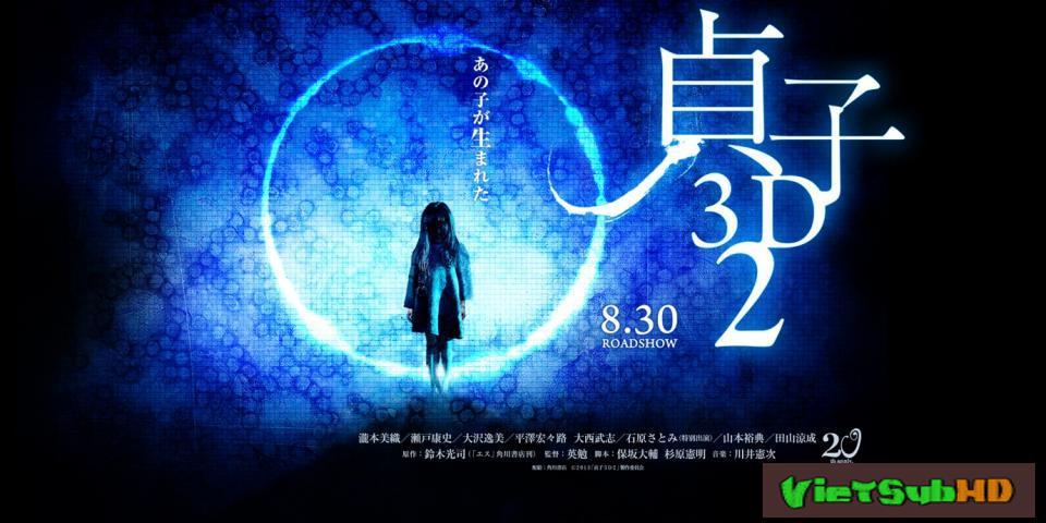 Phim Lời Nguyền 2 (lời Nguyền Quỷ Ám 2) VietSub HD | Sadako 3d 2 2013