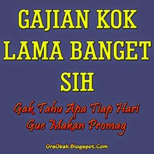 DP BBM Gajian