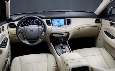 Auto Cars Collection 2012 Hyundai Genesis Prada