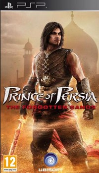Download Prince Of Persia The Forgotten Sands PSP ISO CSO