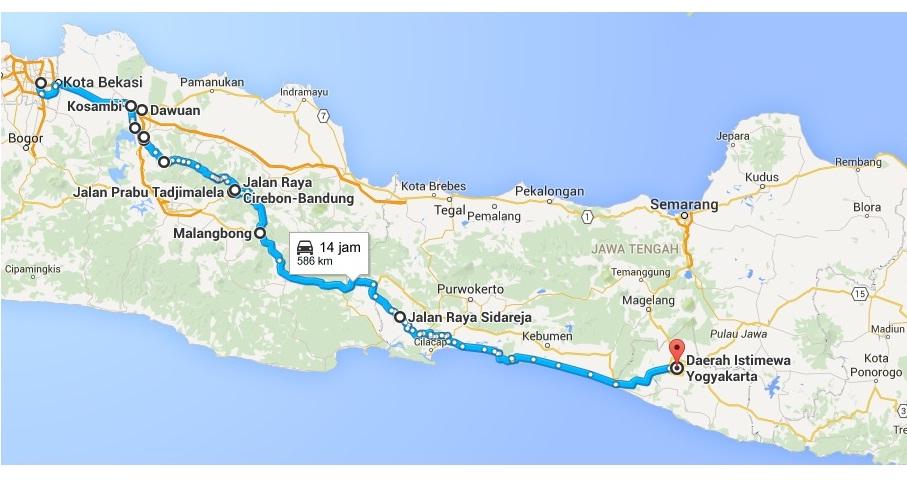 Rencana tol Bandung - Yogyakarta | Transportasi Rakyat - blogger