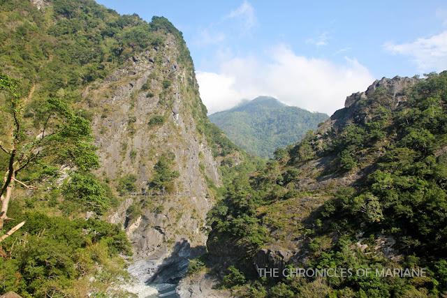 lushui trail taroko
