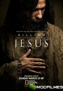 Capa do Filme Quem Matou Jesus?