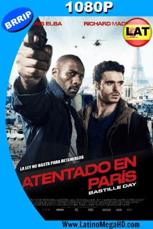 Atentado en Paris (2016) Latino HD 1080P ()