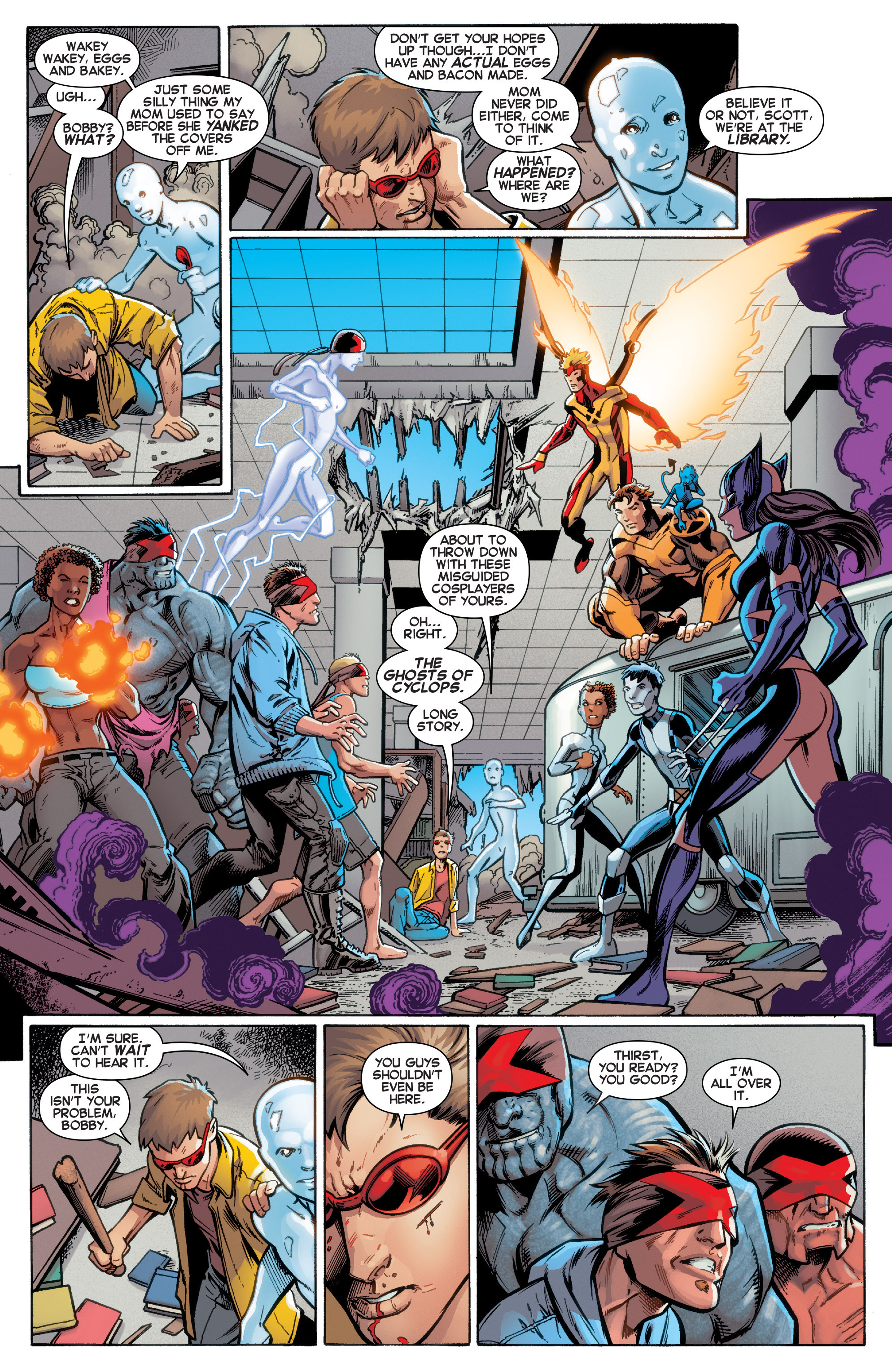 Read online All-New X-Men (2016) comic -  Issue #2 - 3
