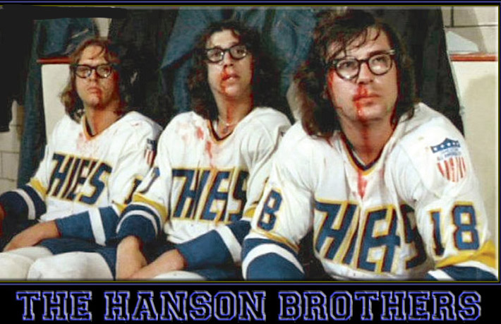 STRENGTH FIGHTER™: Hanson Brothers  STRENGTH FIGHTE...