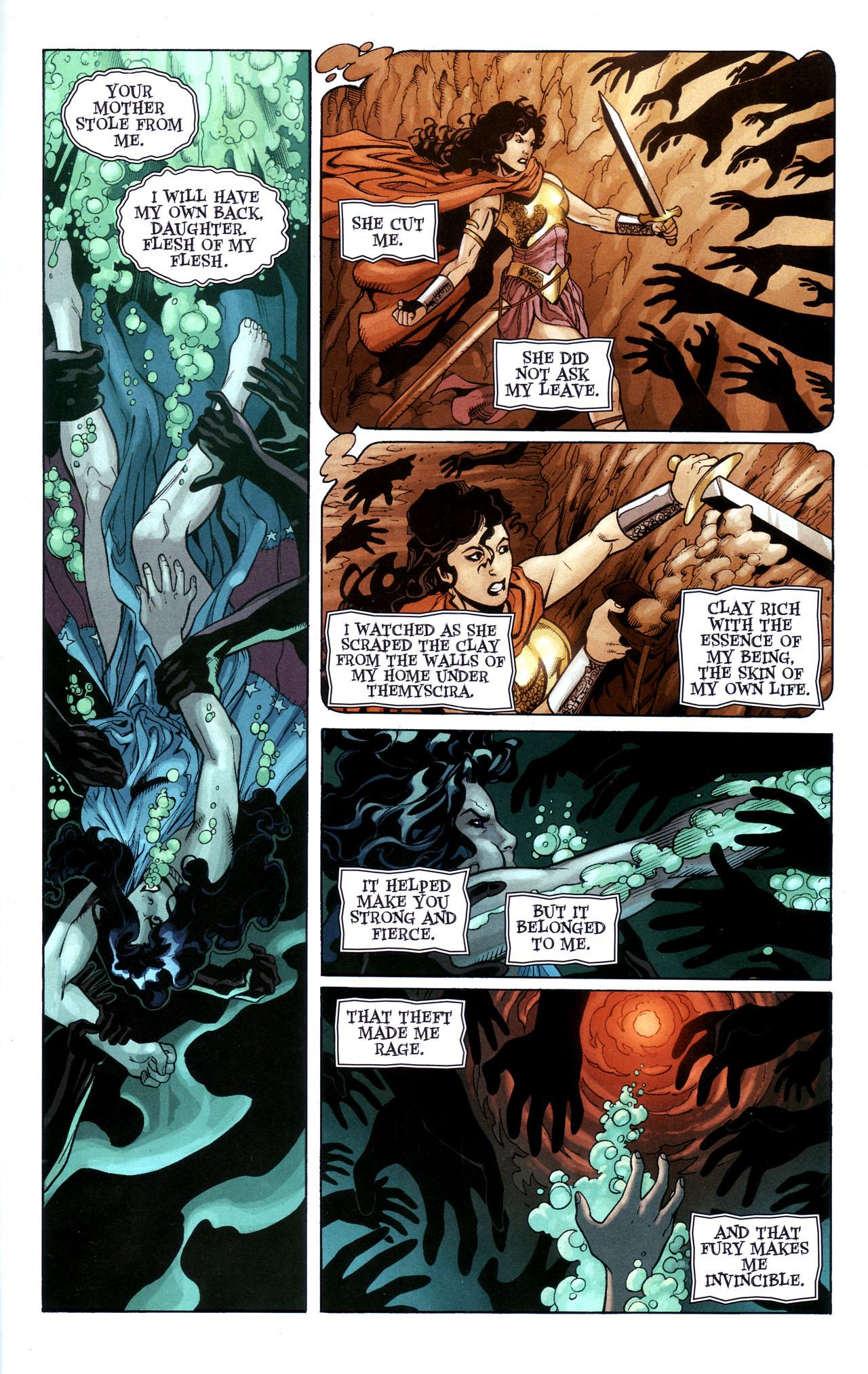 Read online Wonder Woman (2006) comic -  Issue #39 - 8