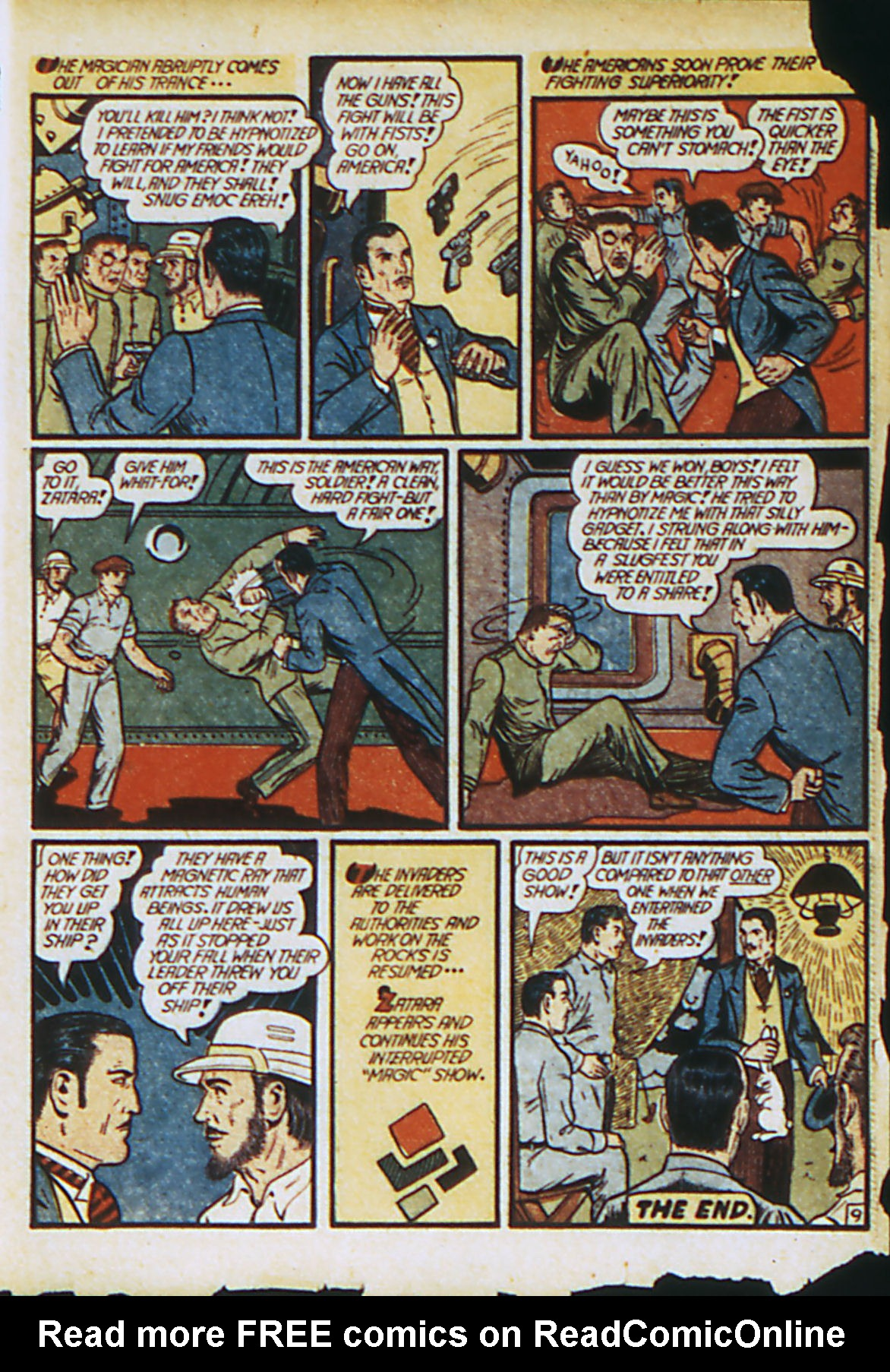 Read online Action Comics (1938) comic -  Issue #44 - 65