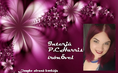 Interju P.C.Harris ironovel