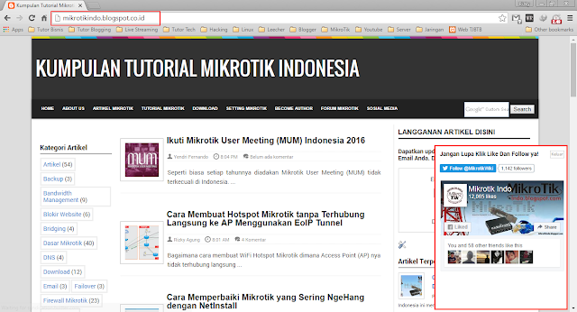 Cara Membuat Redirect Login Hotspot Mikrotik ke Web Tertentu Setelah User Login – Pusat Pengetahuan