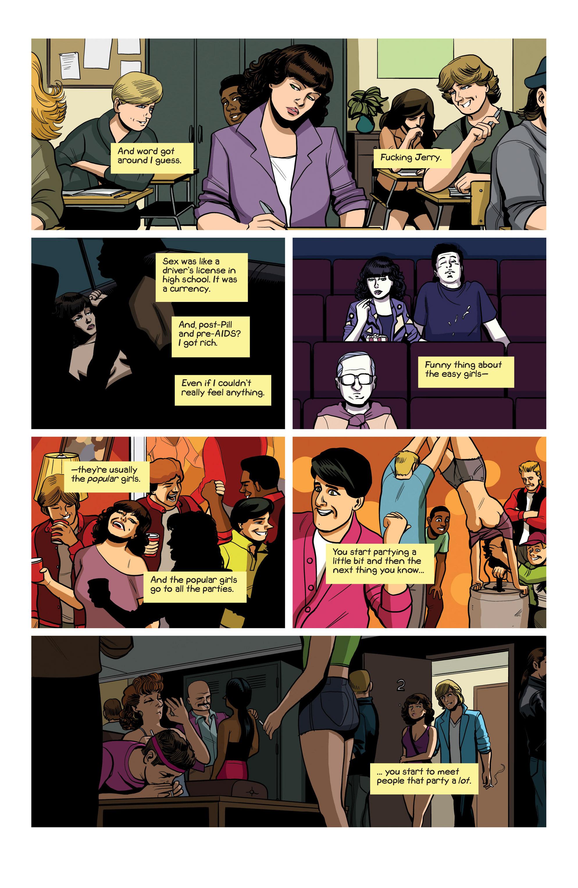 Read online Sex Criminals comic -  Issue #9 - 4