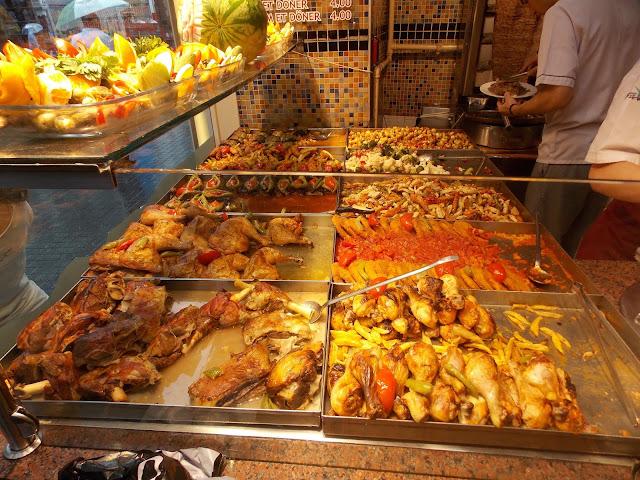 istanbul buffet