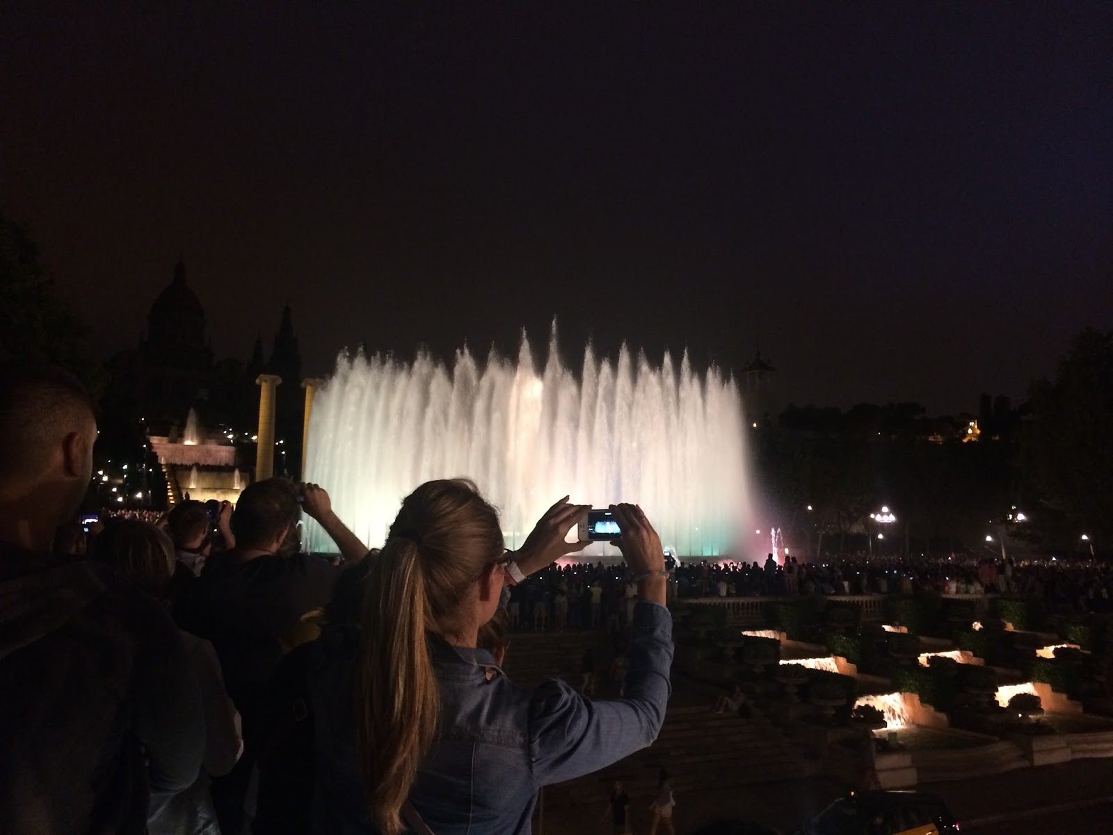 Magic Fountains Barcelona