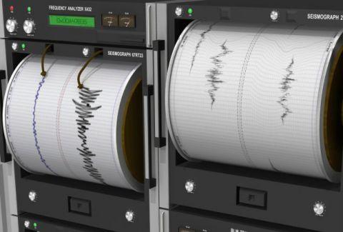 Ισχυρός σεισμός στην Ρόδο! Ταρακουνήθηκε μέχρι και η Κρήτη...