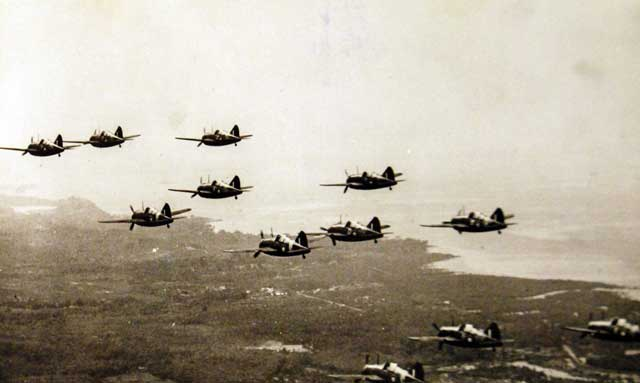 Brewster Buffaloes over Malaya, 18 January 1942 worldwartwo.filminspector.com