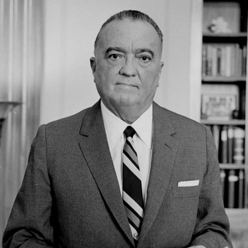 Viral History: All things J. Edgar Hoover