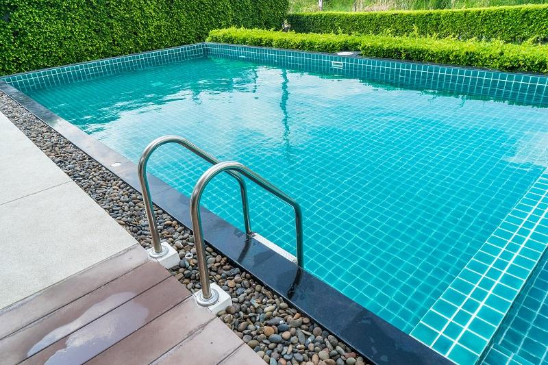 Pool Area Landscape