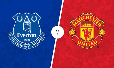 Live Streaming Everton vs Manchester United EPL 21.4.2019