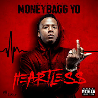 Moneybagg Yo - Heartless (2017) - Album Download, Itunes Cover, Official Cover, Album CD Cover Art, Tracklist
