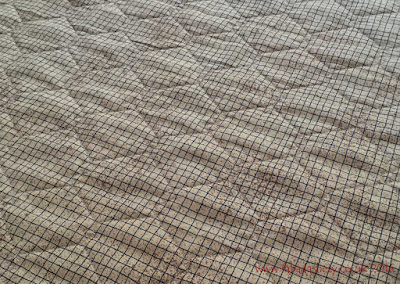 Chicken Wire pantograph pattern