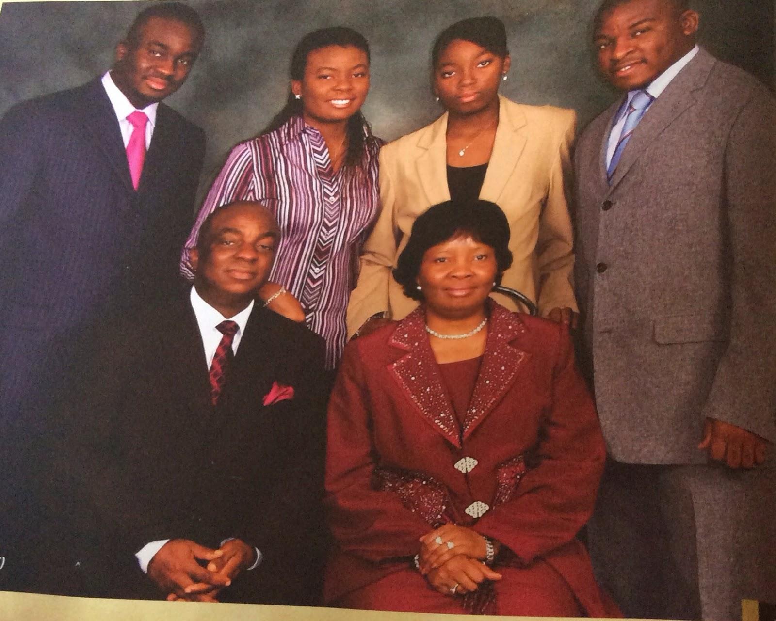 bishop oyedepo children