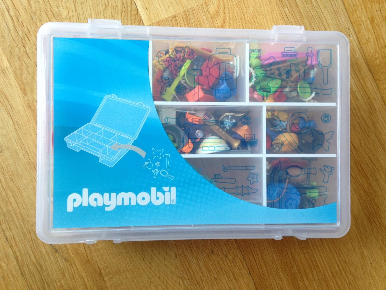 Playmobil Petit Boite De Chambre | Aménager L 39espace Jeux ...