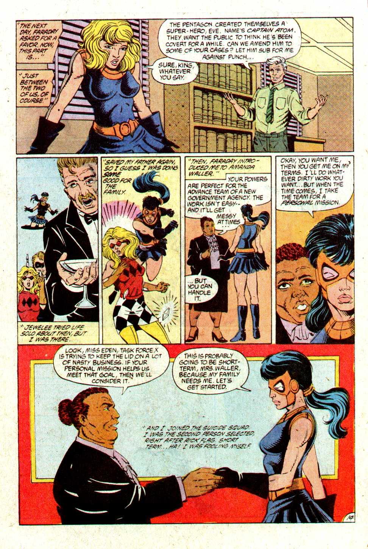 Read online Secret Origins (1986) comic -  Issue #28 - 17