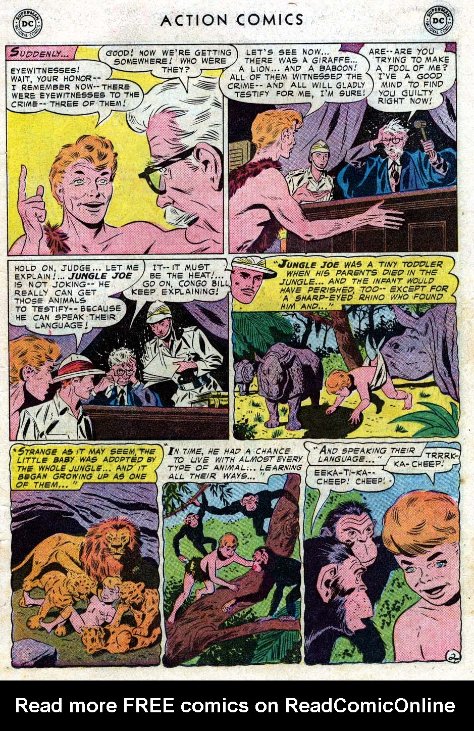 Action Comics (1938) 236 Page 18