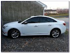 Chevy Cruze TINTED WINDOWS