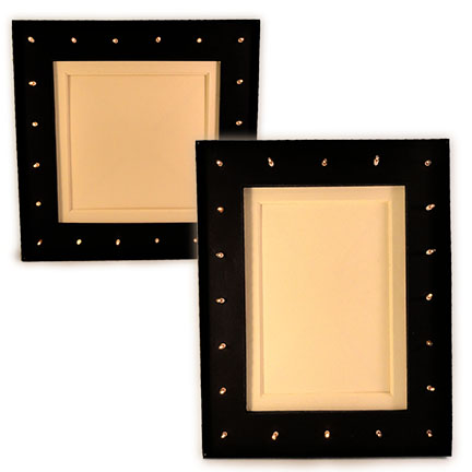Needles \'n\' Knowledge: Mini Marquee Frames In Two Sizes