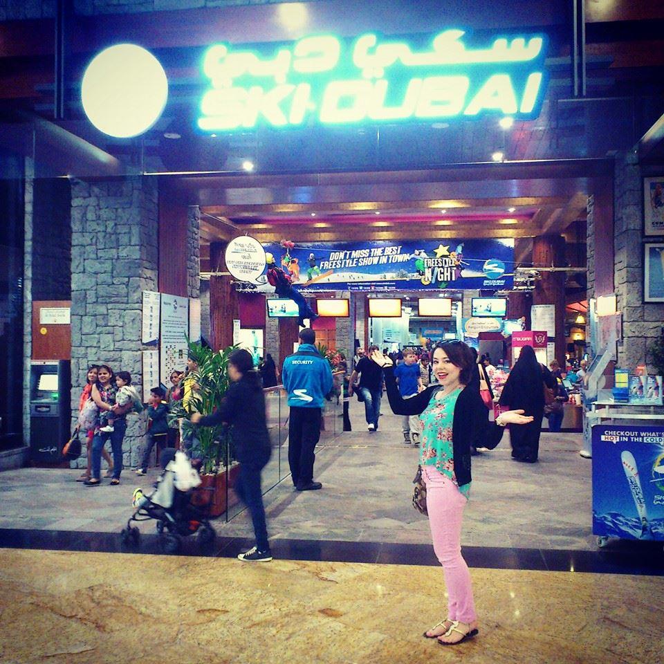 Ski-Dubai Mall of the Emirates