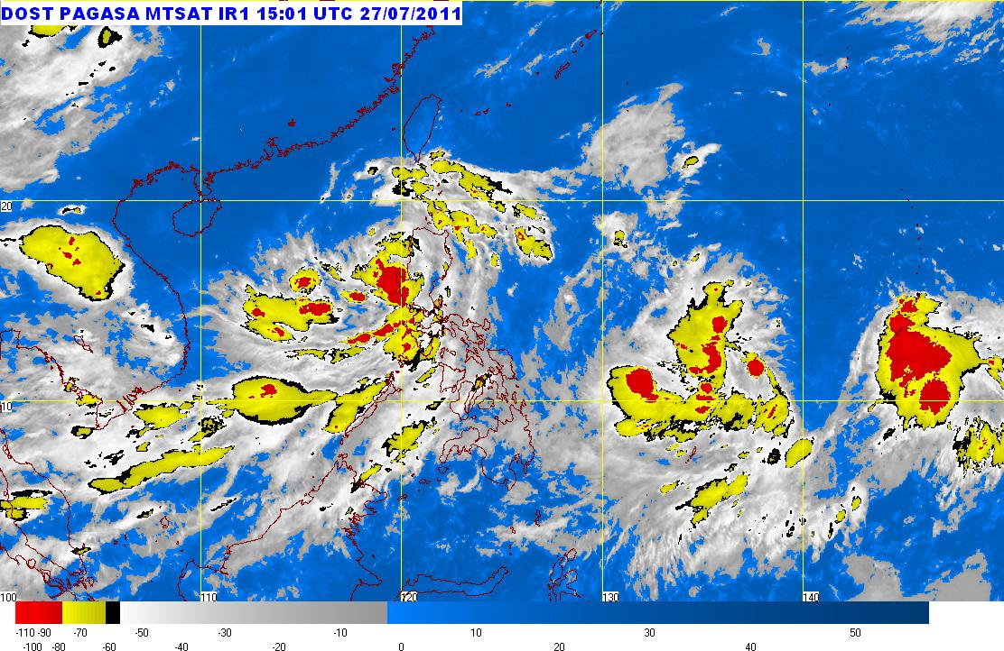 Update Weather Latest Today Philippines Pagasa