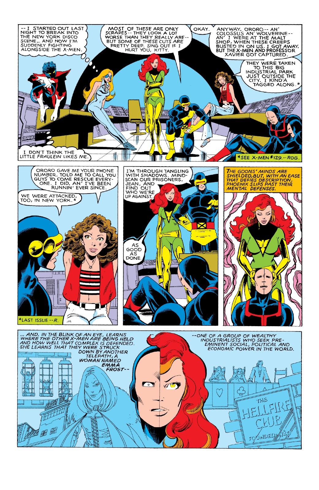 Read online X-Men Milestones: Dark Phoenix Saga comic -  Issue # TPB (Part 1) - 46
