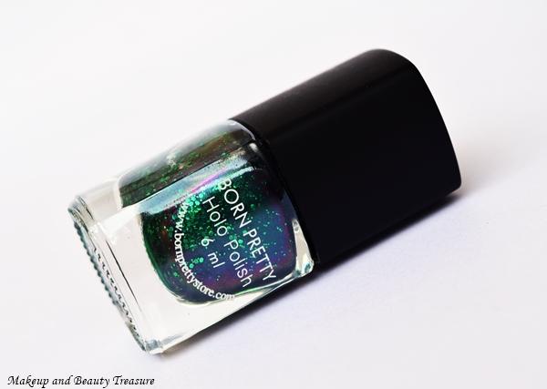 holo nail polish