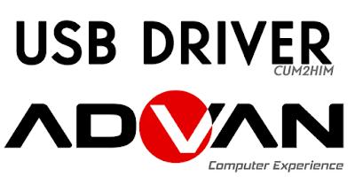Semua Driver USB Advan Vandroid