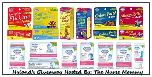 Top Notch Material Hyland S Mommy Medicine Starter Kit