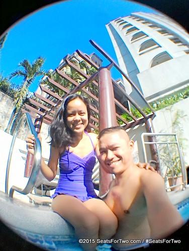 Somerset Olympia Favorite Pool Area
