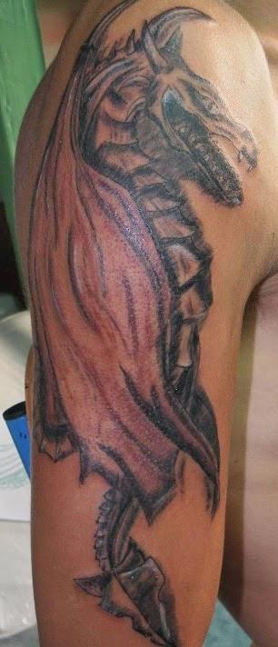 Tatuaż Pod Lupą Studio Stygmaty Z Jastrzębia Zdroju